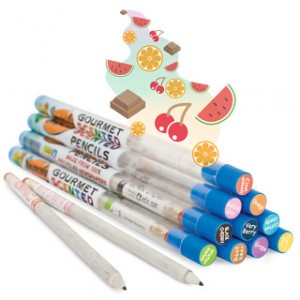smencils1 300x300 Smencils... Keeping You Hungry & Saving Trees Once Pencil At A Time
