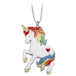 e9d6 unicorn necklace 2011 Holiday Gift Guide