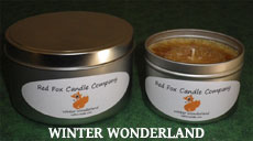 hp winter wonderland candle sm 2011 Holiday Gift Guide