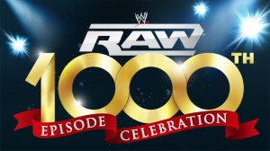 WWE Raw 1000th Episode Poster 300x168 Twitter Chat With WWEs Stephanie McMahon 7/17 #WWEMoms