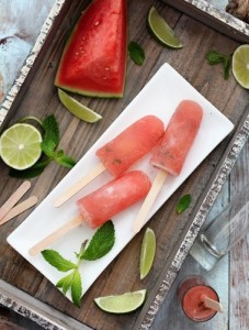 Watermelon Mojito Endless Simmer 379x500 227x300 Watermelon Mojito Popsicles