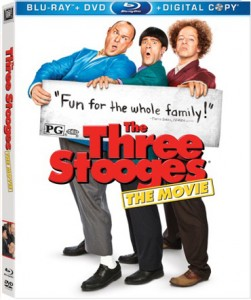 packshot 251x300 The Three Stooges   Now Available