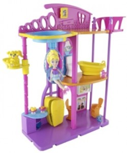 pphouse 250x300 Polly Pocket Wins Over My Heart