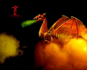 Dragon 300x240 Ringling Bros. and Barnum & Bailey presents DRAGONS at The Huntington Center in Toledo