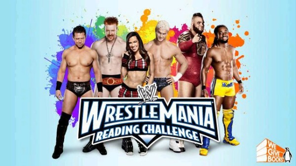 WWE Wrestlemania Reading Challenge Join The #WWEMoms TONIGHT for a #WWE Wrestlemania Reading Challenge Twitter Party!