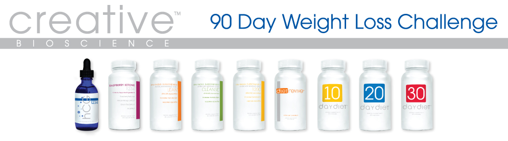 CB 90DayChallenge Header 90 Day Challenge with Creative Bioscience