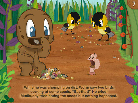 SS3 Mudbuddy   NEW iPAD BOOK FOR CHILDREN...