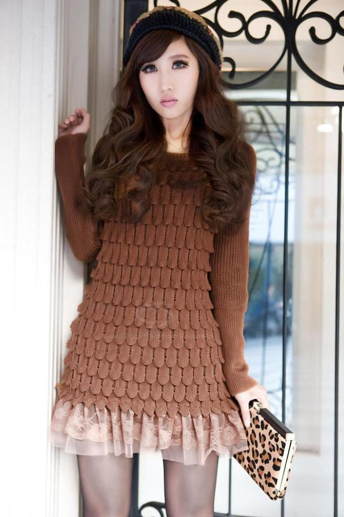 Cute Fall Sweater Dresses