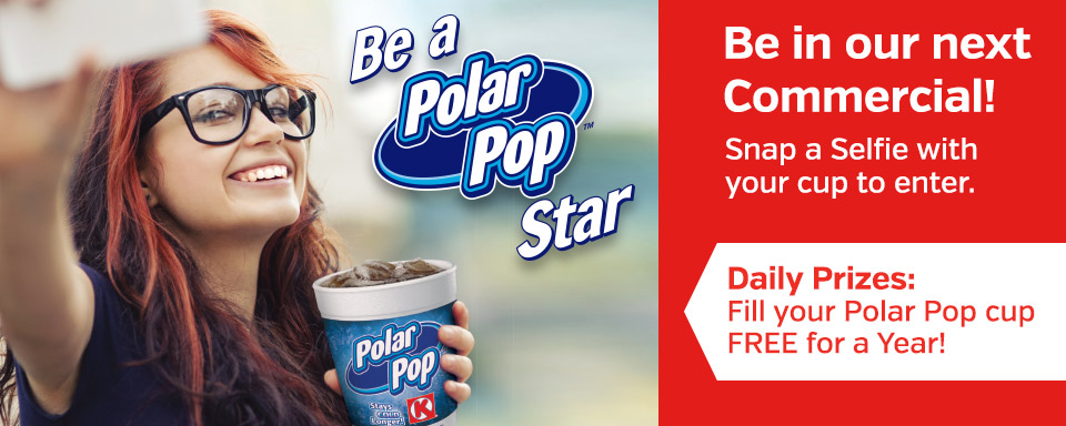 Be A Polar Pop Star Sweepstakes