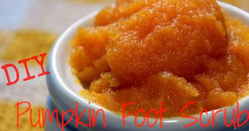PUMPKIN FOOT SCRUB