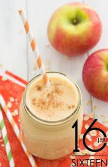 Pumpkin Apple Breakfast Smoothie