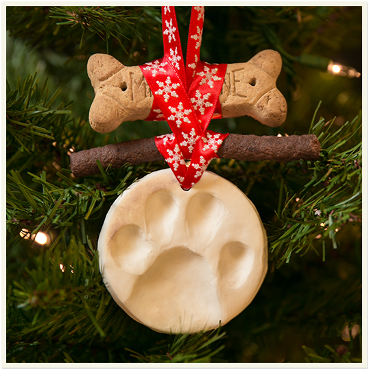 Pawticularly Personal Ornament