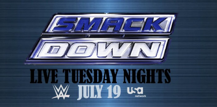 Smackdown Live Tuesdays on USA