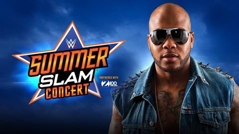 WWE Summer Slam Concert