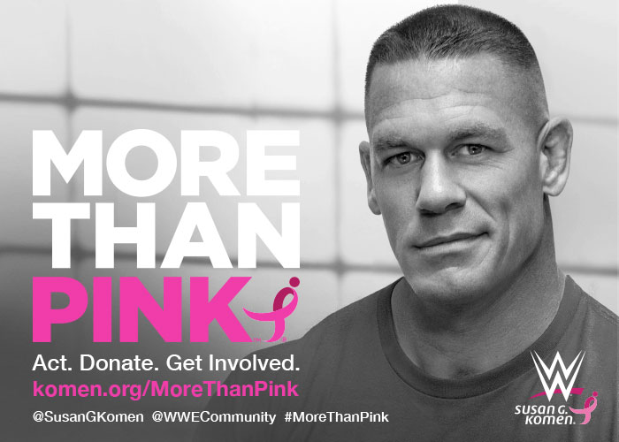 More Than Pink Twitter Party #WWEMoms #WWE